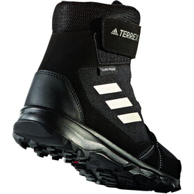 adidas TERREX Snow Korkeavartiset kengät Lapset, core black/chalk white/grey four